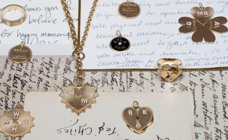 Daphne OzPostsMy Favorite Initial Jewelry
