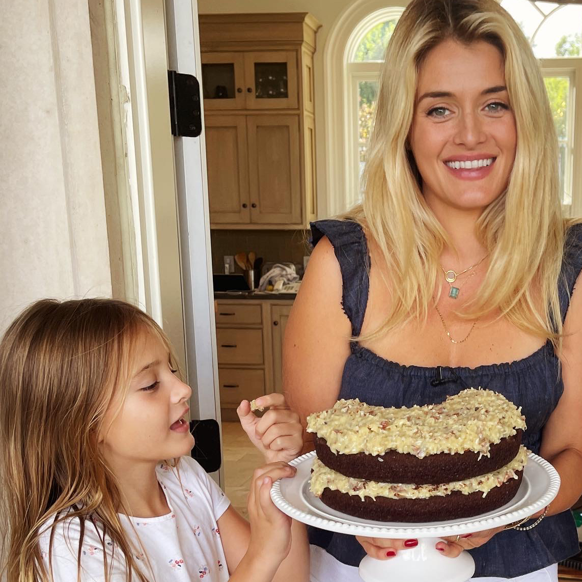 Daphne OzPostsGerman Chocolate Cake