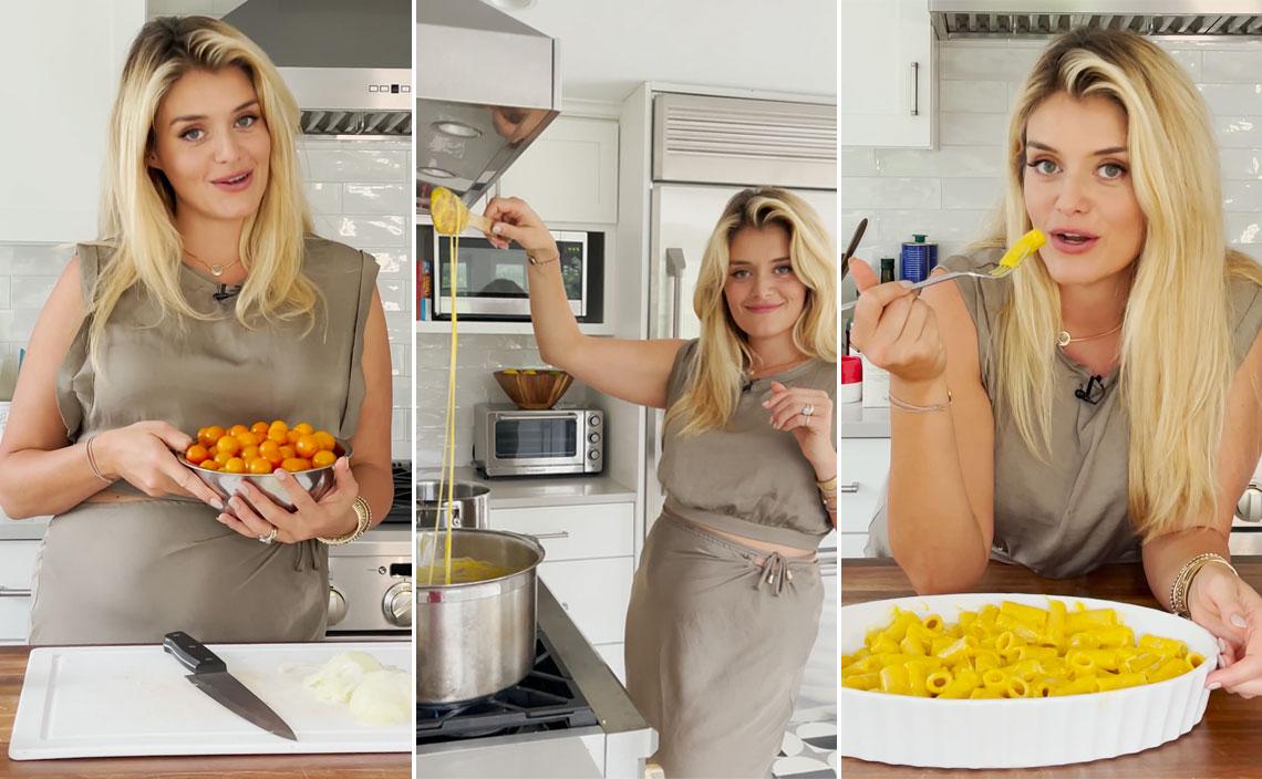 Daphne OzPostsRigatoni With Fresh Sungold Tomato Sauce